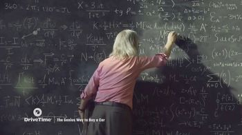 DriveTime TV Spot, 'Mathematician' - Thumbnail 3
