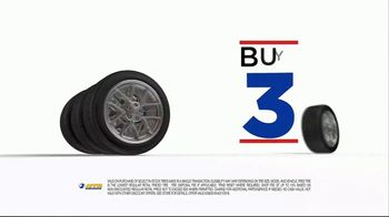 National Tire & Battery TV Spot, 'Wrong Car: Buy Three Get One Free' - Thumbnail 7