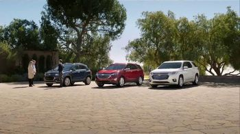 2018 Chevrolet Equinox TV Spot, 'New Couple'