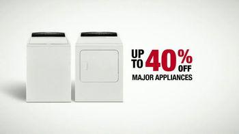 The Home Depot Red, White & Blue Savings TV Spot, 'Laundry Pair' - Thumbnail 7