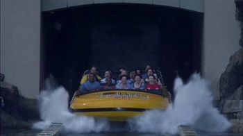 Universal Parks & Resorts TV Spot, 'Jurassic Park: The Ride'