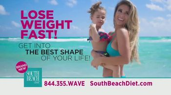 South Beach Diet TV Spot, 'Lose Weight Fast' Featuring Jessie James Decker - 168 commercial airings