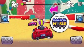 Chuck E. Cheese's Racing World TV Spot, 'Win Tickets at Home' - Thumbnail 5