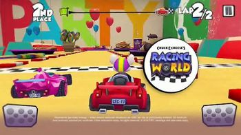 Chuck E. Cheese's Racing World TV Spot, 'Win Tickets at Home' - Thumbnail 6