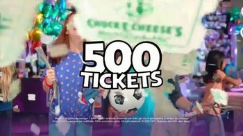 Chuck E. Cheese's Racing World TV Spot, 'Win Tickets at Home' - Thumbnail 8