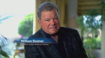 Inogen One G4 TV Spot, 'Portable Oxygen Concentrators' Ft. William Shatner