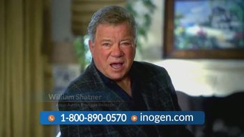 Inogen One G4 TV Spot, 'Portable Oxygen Concentrators' Ft. William Shatner - Thumbnail 3