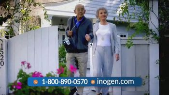 Inogen One G4 TV Spot, 'Portable Oxygen Concentrators' Ft. William Shatner - Thumbnail 4