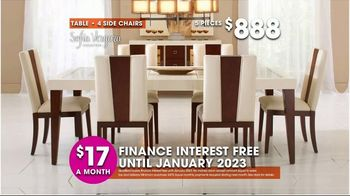 Rooms to Go TV Spot, 'Hot Buys: Dining Sets' - 3 commercial airings