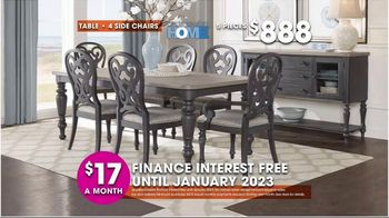 Rooms to Go TV Spot, 'Hot Buys: Dining Sets' - Thumbnail 7