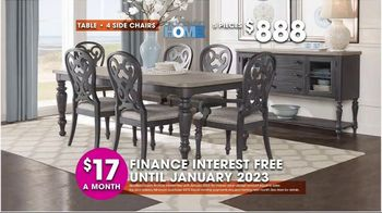 Rooms to Go TV Spot, 'Hot Buys: Dining Sets' - Thumbnail 8