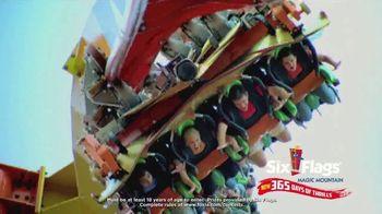 Six Flags Magic Mountain July 4th Fest TV Spot, 'FOX 11: Free Tickets' - Thumbnail 4