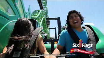 Six Flags Magic Mountain July 4th Fest TV Spot, 'FOX 11: Free Tickets' - Thumbnail 6