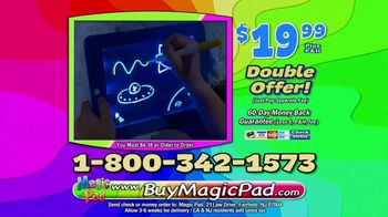 MagicPad TV Spot, 'Glowing Art Kit' - Thumbnail 10