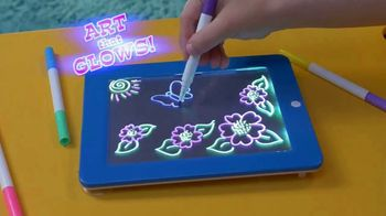 MagicPad TV Spot, 'Glowing Art Kit' - 1087 commercial airings