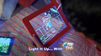 MagicPad TV Spot, 'Glowing Art Kit' - Thumbnail 7