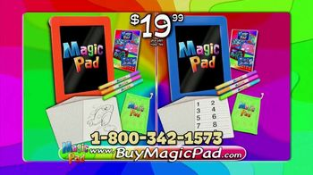 MagicPad TV Spot, 'Glowing Art Kit' - Thumbnail 9