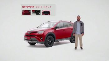 2018 Toyota RAV4 TV Spot, 'Tech Savvy' [T2] - Thumbnail 1