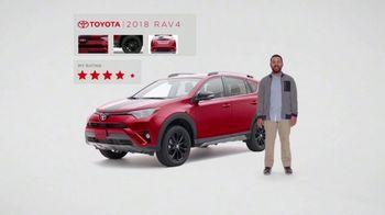 2018 Toyota RAV4 TV Spot, 'Tech Savvy' [T2] - Thumbnail 6
