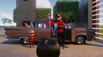 Chrysler Pacifica Incredible Sales Event TV Spot, 'Incredibles 2: Pacifica'