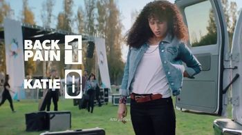 Aleve Back & Muscle Pain TV Spot, 'Band' Song by Sarah McIntosh