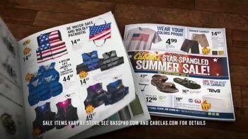 Bass Pro Shops Star Spangled Summer Sale TV Spot, 'Hiking Shorts and Tubes' - Thumbnail 7