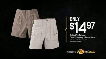 Bass Pro Shops Star Spangled Summer Sale TV Spot, 'Hiking Shorts and Tubes' - Thumbnail 8