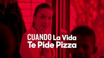 Pizza Hut $5.99 Large 2-Topping Pizza TV Spot, 'Pide pizza' [Spanish]