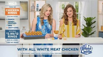 White Castle Chicken Rings TV Spot, 'Shopping Channel' - Thumbnail 7