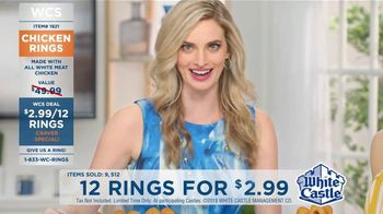 White Castle Chicken Rings TV Spot, 'Shopping Channel' - Thumbnail 9