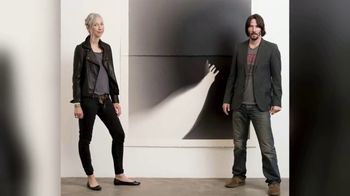 Stand for the Arts TV Spot, 'X Artists' Books' Featuring Keanu Reeves