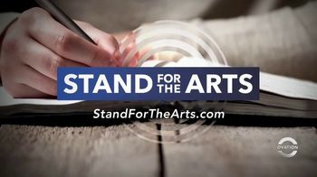 Stand for the Arts TV Spot, 'X Artists' Books' Featuring Keanu Reeves - Thumbnail 9