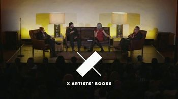 Stand for the Arts TV Spot, 'X Artists' Books' Featuring Keanu Reeves - Thumbnail 4