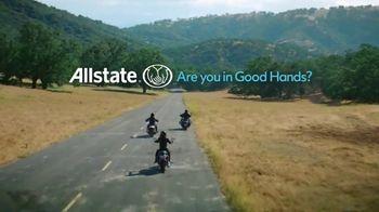 Allstate TV Spot, 'Riding Sweep' - Thumbnail 10