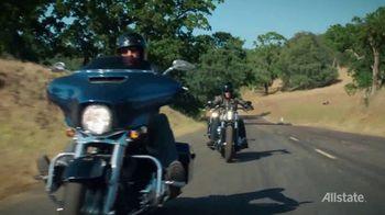 Allstate TV Spot, 'Riding Sweep' - Thumbnail 3