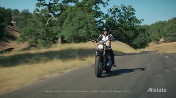 Allstate TV Spot, 'Riding Sweep' - Thumbnail 5