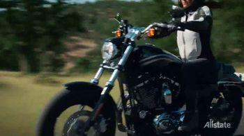 Allstate TV Spot, 'Riding Sweep' - Thumbnail 6