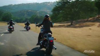 Allstate TV Spot, 'Riding Sweep' - Thumbnail 8