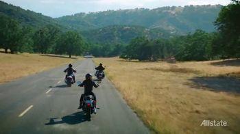 Allstate TV Spot, 'Riding Sweep' - Thumbnail 9