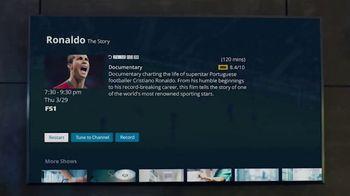 Optimum Altice One TV Spot, 'Biggest Game' Featuring Cristiano Ronaldo - Thumbnail 8