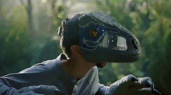 Mattel TV Spot, 'Jurassic World Chomp 'n Roar Mask'