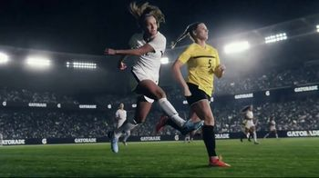 Gatorade TV Spot, \'Make the Leap\' Featuring Mallory Pugh