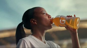 Gatorade TV Spot, 'Make the Leap' Featuring Mallory Pugh - Thumbnail 1