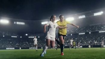 Gatorade TV Spot, 'Make the Leap' Featuring Mallory Pugh - Thumbnail 6