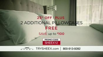 Sheex Performance Sheets TV Spot, 'The Ultimate Deep Sleep Experience' - Thumbnail 10