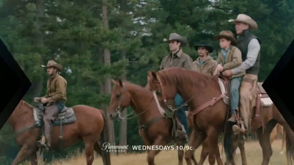 XFINITY On Demand TV Commercial, 'X1: Yellowstone' - Video