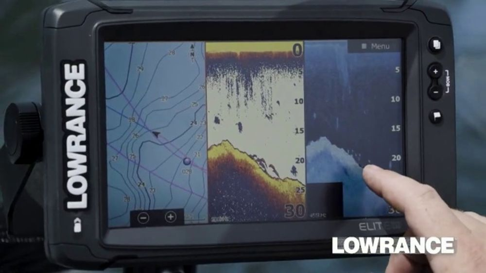 Lowrance Elite Ti TV Commercial, 'Superior Fish Finder' - Video