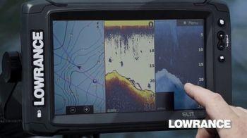 Lowrance Elite Ti TV Spot, 'Superior Fish Finder' - Thumbnail 4