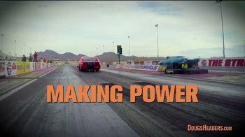 Doug's Headers TV Spot, 'Making Power and Winning Races' - Thumbnail 3