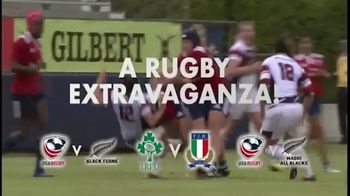 2018 The Rugby Weekend TV Spot, 'A Rugby Extravaganza' - Thumbnail 10